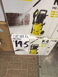 Karcher K4 Premium (old model) in store Homebase - £145