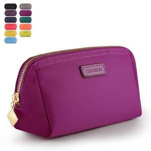 CHICECO Handy Nylon Large Makeup Bag Toiletry Bag Organizer £5.99 @ Amazon - Sold by Brandworl.U.Store and Fulfilled by Amazon
