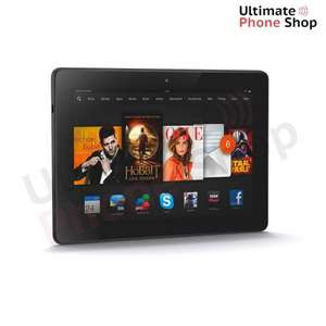 "Amazon Kindle Fire HDX 8.9"" 16GB, Wi-Fi + 4G LTE (Unlocked) Black - Brand New- £158.99 delivered from ebay (ultimatephones)"