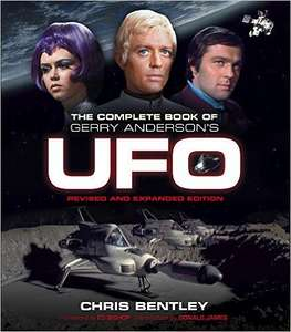 The Complete Book of Gerry Anderson's UFO (revised and expanded edition) Hardcover – 1 Nov 2016 £29.99 > £6.99 (Prime) amazon, a must for all fans