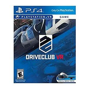 Driveclub VR (PS4) £24 Delivered @ Tesco Direct