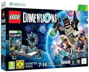 LEGO Dimensions starter pack Xbox 360 £40 from Amazon