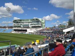 2nd Investec Test Match England v West Indies at Headingley, Aug 2017. Tickets from £15 @ YorkshireCCC.com