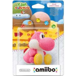 Pink Yarn Yoshi £6.95 @ The Game Collection