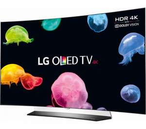 Curry's - LG OLED55C6V £2299 - 10% off with code (TV10%) & 7.35% TCB = £1917