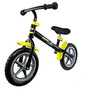 Safetots Batman balance bike £29.90 @ Amazon (other sellers - Sold by safetots)