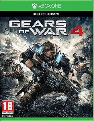 Gears of War 4 + £15 XBOX Voucher - £45 @ Tesco instore