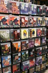 Arrow Video horror sale [Audition, The Fury, Black Sunday + many more] (Blu-ray) £6 each in store @ Fopp