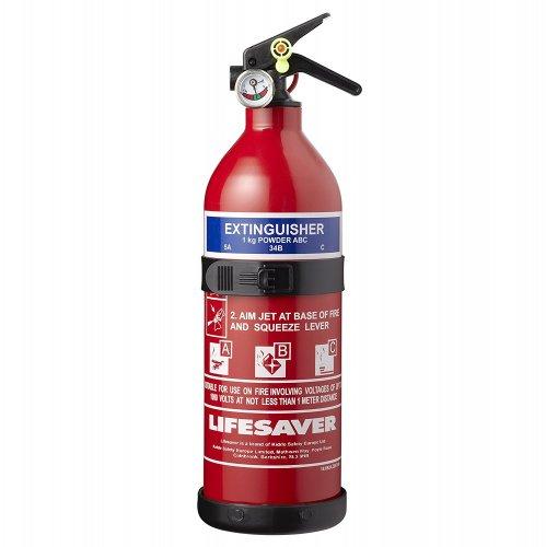 Kidde fire extinguisher £14.99 prime / £19.74 non prime @ Amazon