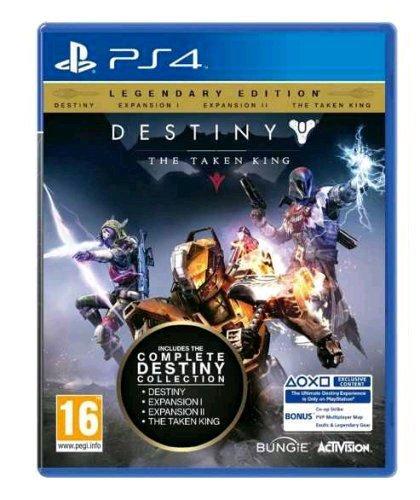 Destiny: The Taken King Legendary Edition PS4 £16 @ Tesco