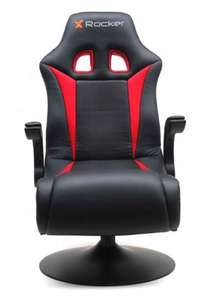 X Rocker rally pedestal wireless gaming chair down from £169 to £129 smythstoys