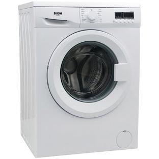 Bush WMNS814W 8KG 1400 Spin Washing Machine £37 plus delivery @ Argos