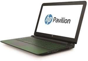 HP Pavilion 15 'Gaming' Laptop - i5-6300HQ / GTX 950m / 8gb RAM / 1TB HDD £549 Ebuyer