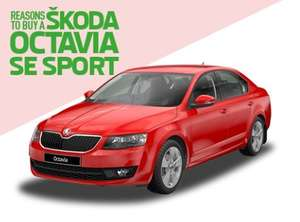 SKODA OCTAVIA 1.4TSI 150 SE SPORT. Lease. £2400 deposit + £83.44/month including VAT. 10000 miles/year. 24months. nationalvehiclesolutions