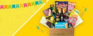 FREE DEGUSTABOX with discount and cashback