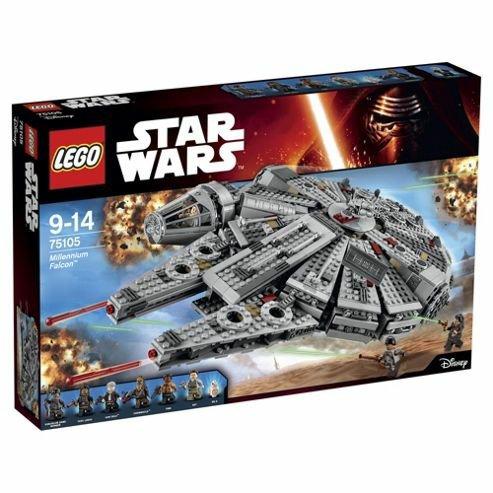 IN-STORE GLITCH** Lego Star Wars Millenium Falcon - £30  Tesco