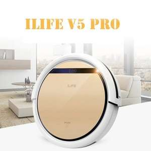 ILIFE V5 Pro Intelligent Robotic Vacuum Cleaner £93.45 @ Gearbest