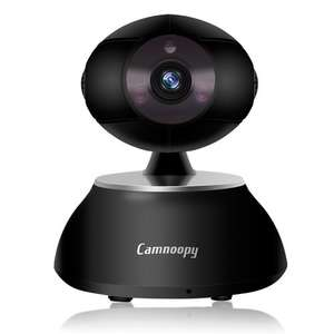 720P Wireless Pan Tilt IP Indoor  Camera £9.99 prime or £13.98 non prime Sold by dvtecheu and Fulfilled by Amazon