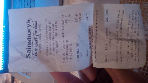 Glenmorangie 10 yo 1Litre £36 online, £33.75 Sainsbury's in store Bournemouth Boscombe