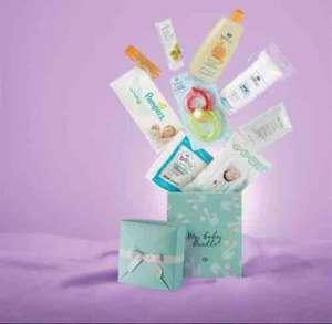 spend £20 on baby products in Boots are get this box for free - Instore