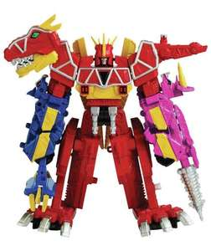 Power Rangers Deluxe Dino Charge Megazord Argos Code 418/5378 was £35.99 now £22.99