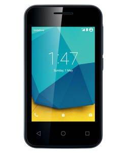 Vodafone Smart First 7 Mobile Phone Black or White @ Argos £14.99 (free C&C)