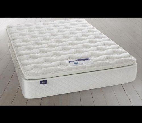 Silentnight Geltex Comfort Pillowtop Double Mattress £366.94 Argos