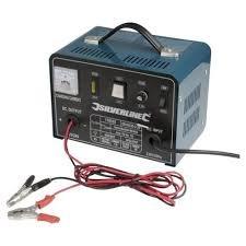 Silverline 12v 24v Car Battery Charger. 12A.  £28 Tesco Direct