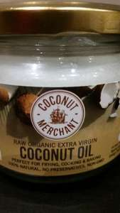 Cold Pressed Raw Organic Extra Virgin Coconut Oil - £2.50 Asda Instore