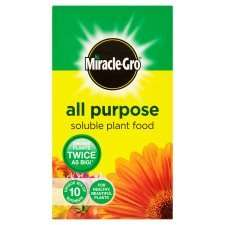 Miracle grow all purpose soluble plant food 1kg, £1 reduced from £5 instore Tesco