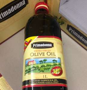 Extra Virgin Olive Oil XXL 1 litre size £1.67 @ Lidl - national run out of stock