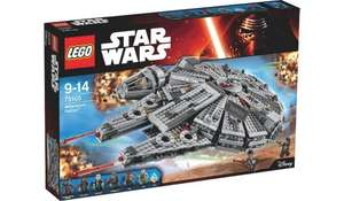 Lego Star Wars Millennium Falcon 75105 £79 @ Asda