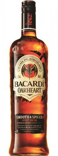 Bacardi Oakheart Spiced Rum 1L bottle was £24 now £16 @ Morrisons