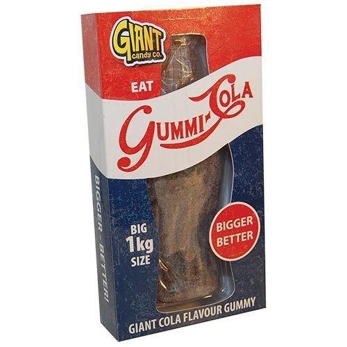 Giant 1Kg Gummy Cola Bottle / Giant 1Kg Gummy Jelly Baby / Giant 1Kg Gummy / Foam Banana £12.45 each Del @ Ebay (Mollies Sweets)