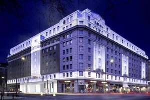 Cumberland Hotel Marble Arch London. Great deal. £130 @ Secret Escapes