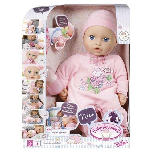 baby annabell £25 @ Tesco  (Rutherglen, Glasgow)