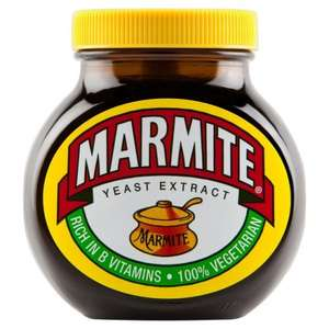 500g Marmite STILL £3.20 with a mywaitrose card