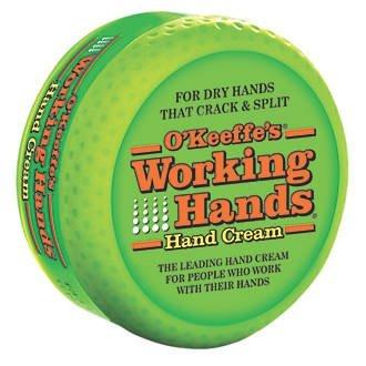 O'KEEFFES WORKING HANDS CREAM@screwfix - £3.99