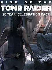 Rise of the Tomb Raider - 20 Year Celebration Pack (Steam) £5.69 (Using Code) @ Greenman Gaming