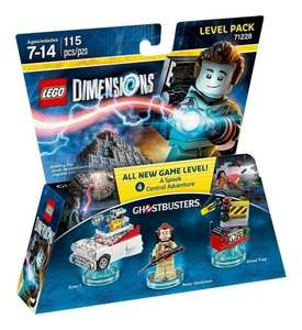 LEGO Dimensions, Ghostbusters, Level Pack (71228) - £19.99 Amazon Prime