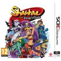 Shantae and the Pirates Curse 3DS £23.95 Delivered @ The Game Collection (Pre-Order for 21st Oct 2016)