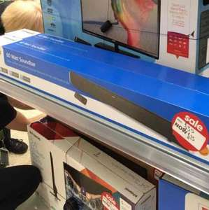 Polaroid 60w Soundbar now £15 in ASDA! in store