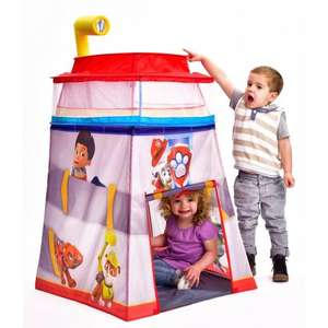 Paw Patrol Lookout tower £24.99 delivered using code @ Smyths toys