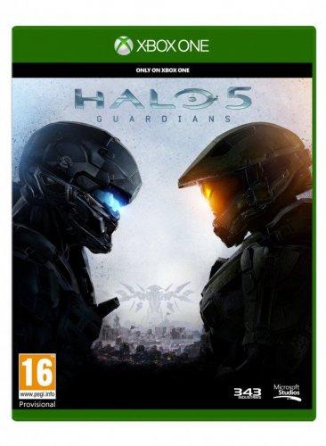 Halo 5 Guardians Xbox One Digital Code £12.34 @ CD Keys