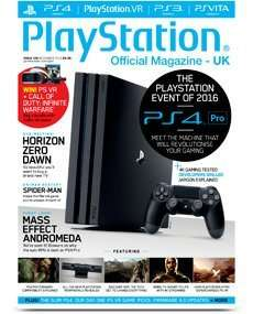 PlayStation Official Magazine / EDGE / OXM / PC Gamer / GamesMaster- 3 Issues for £5 @ Myfavouritemagazines