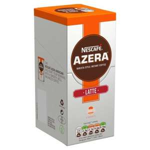Nescafe Azera Latte Instant Coffee  -  [6 Sachets]  108g - Was £3 Now 75p Instore @ Morrisons
