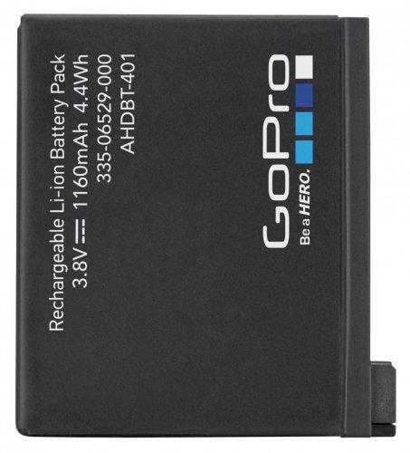GoPro Hero 4 Rechargable Battery - £10 @Halfords