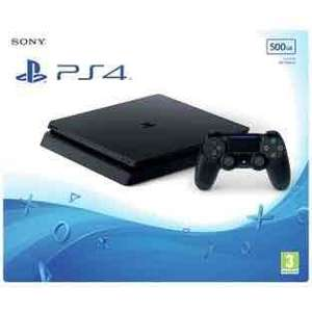 PS4 Slim + Fifa 17 + PS4 Controller V2 £259.99 @ Argos