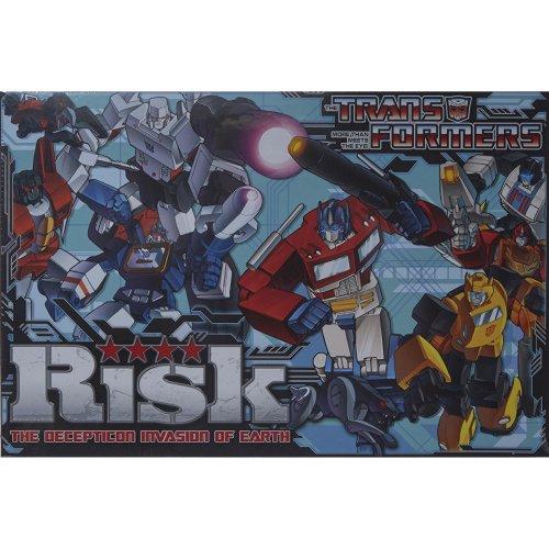 Transformers Risk Board Game £14.99 @ TK Maxx