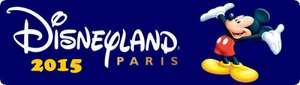 Disneyland Paris plus Eurostar tickets for a family of 3 for £554